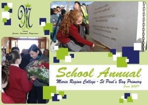 School Annual 2009